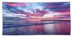Drapery Beach Towel