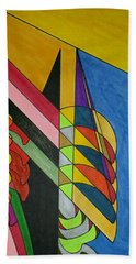 Dream 296 Beach Towel