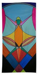 Dream 307 Beach Towel