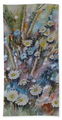 Dream Bouquet Beach Towel