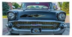 Dream Cruise Chevy  Beach Sheet