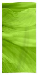 Dream Green Beach Towel