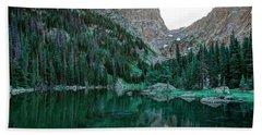 Dream Lake 2a Beach Towel