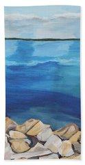 Dream Lake Beach Towel