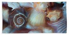 Dream Of Seashells Beach Towel