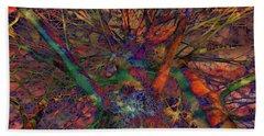 Beach Sheet featuring the digital art Dreamers by Robert Orinski