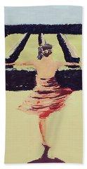 Dreams Of A Dancer Beach Towel