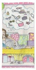 Dreams Beach Towel