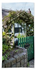 Cottage Of Dreams Beach Sheet