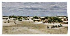 Dreamy Sand Dunes Beach Towel