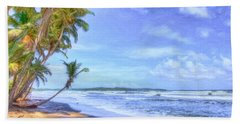 Dreamy Manzanilla Beach Towel