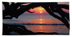 Driftwood Arch Beach Towel