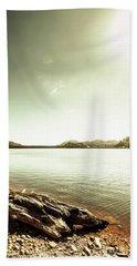 Driftwood Lakes Beach Towel