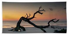 Driftwood Morning Beach Towel
