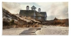 Beach Towel featuring the photograph Driftwood by Robin-Lee Vieira