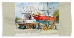 Dry Dock Beach Sheet