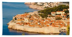 Dubrovnik Old City Beach Towel