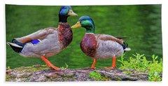 Duck Buddies Beach Sheet