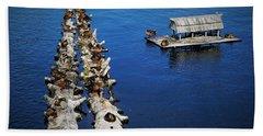 Duck Drop-inn Beach Sheet
