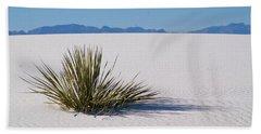 Dune Plant Beach Towel
