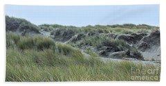 Dunes At Bodega Beach Towel
