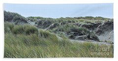 Dunes At Bodega Beach Towel