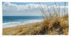 Dunes At Plum Island Beach Sheet
