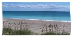 Beach Towel featuring the photograph Dunes On The Outerbanks by Sandi OReilly