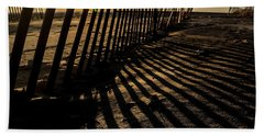 Dunes Shadows  Beach Sheet