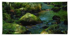 Dunnfield Creek Beach Towel