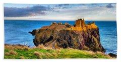 Dunnottar Castle Beach Sheet