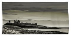 Dunstanburgh Beach Towel