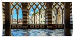 Duomo Di Amalfi Beach Towel