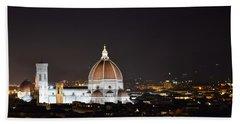 Duomo Illuminated Beach Sheet