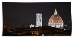 Duomo Up Close Beach Towel