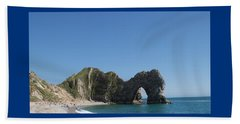 Durdle Door Photo 6 Beach Towel