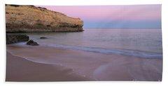 Dusk In Albandeira Beach Beach Towel