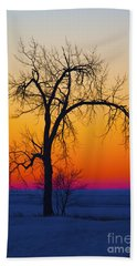 Dusk Surreal.. Beach Towel