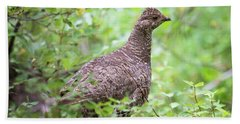Dusky Grouse Beach Towel