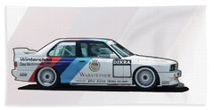 E30 M3 Warsteiner Beach Sheet