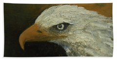 Eagle Spirit - Trust Beach Towel