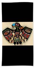 Eagle Symbol 2 Beach Towel