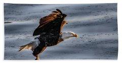 Eagle Vesper Beach Towel