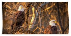 Eagles Beach Towel