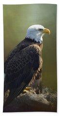Eagles Rest Ministries Beach Towel