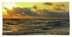 Early Bird Special Beach Sheet