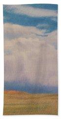 Early May Beach Towel