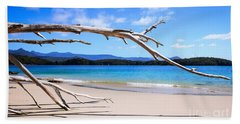 Early Morning At Cockle Creek Beach Towel by Lexa Harpell