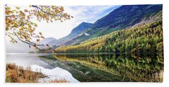 Early Morning Buttermere Beach Towel