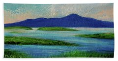 Early Morning Light At Clew Bay, Ireland  Beach Towel